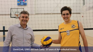2017 Volleyball Set to Blend 1980 Spirit and 2004 Magic for the Grand Finale !! 37 Years On – Another Casey is Joined in the Bear Pit by 3 Sons of Old Boys