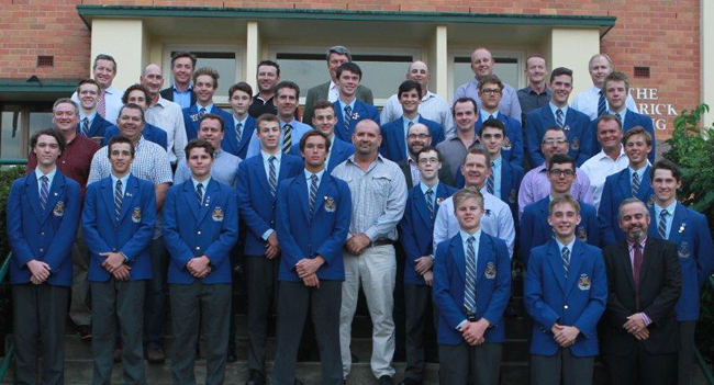 Sons of Old Boys Set to Graduate in Huge Numbers Legends from the 1980's to Return for One Memorable Day