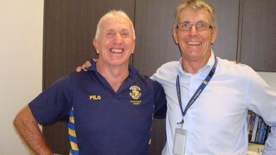 Two More Greats Set to Bring the Curtain Down Rick Morrow and Paul Kearney Bid Farewell