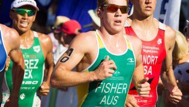 OB Ryan Fisher (2008) Set to Electrify Rio in Olympic Triathlon