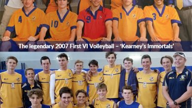 2017 First VI Volleyball Set to Join the 2007 and 2009 Immortals  Old Boy Supporters Asked to be at the Gym Midday this Saturday