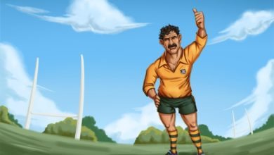 Ashgrove Salutes the Warrior of Rosalie Wallaby Legend Stan Pilecki Passes Away Aged 70