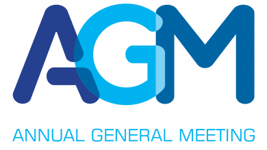 Notice of Annual General Meeting – Tues 5 Feb 2019, 7:00pm