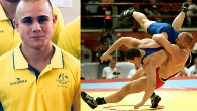 Tom Cicchini (2013) Takes Ashgrove to the Mat this Thursday – Commonwealth Games Debut For MCA Wrestling Sensation