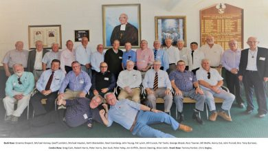 Rosa Boys Shine at Vintage Lunch