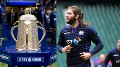 Ben Toolis (2009) Delivers Calcutta Cup for Scotland!