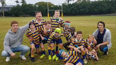 5C Gold Take the Old Boys 'Spirit of Rugby' Award