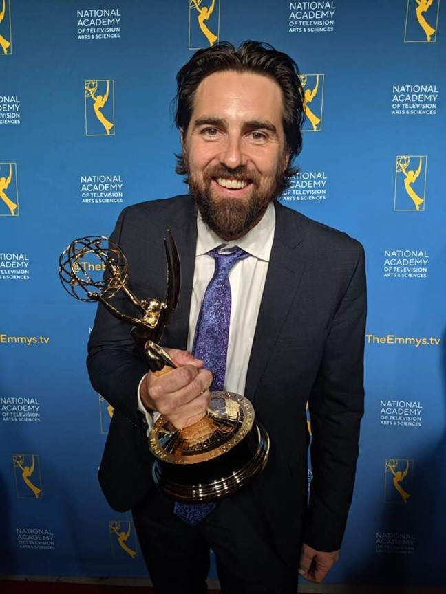 And the Emmy Goes To…OB Ben Foley (2000)