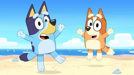 Bluey Nominated for Emmy Award!