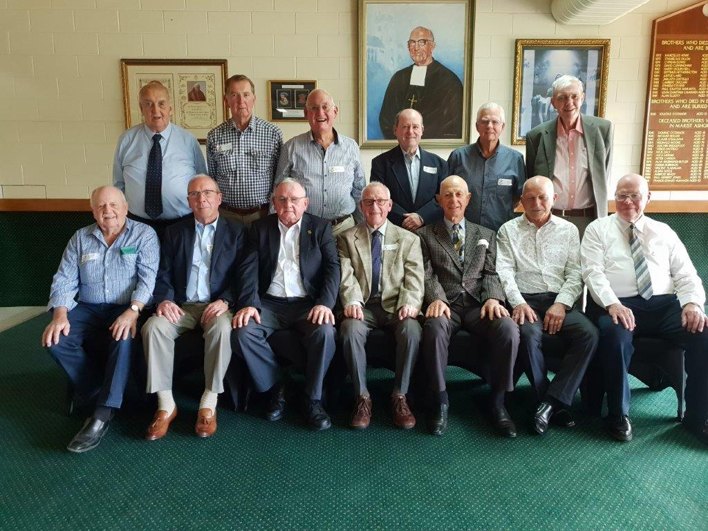 Sixty Years On – 1959 Pass on their Best to the Boys of 2019
