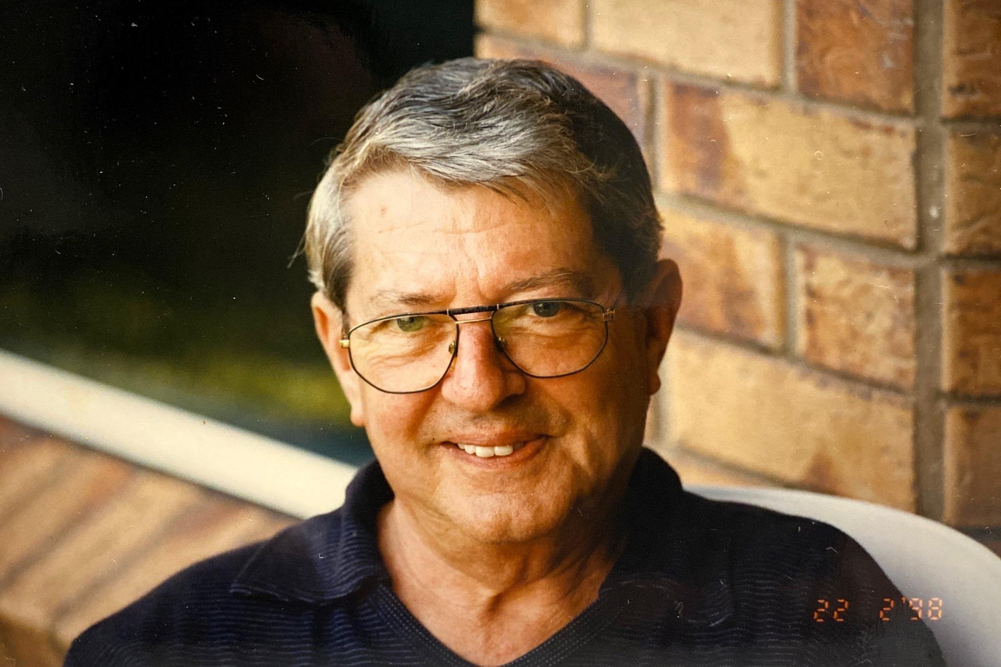 Old Boys Salute Honorary Life Member Pat Nolan (RIP)