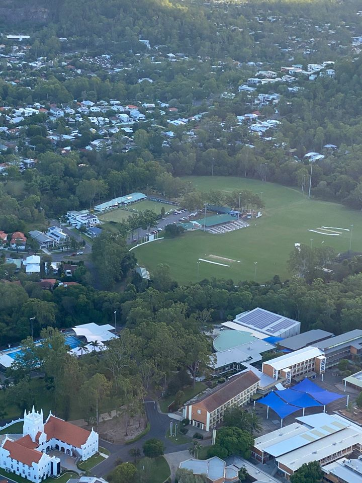 New Photos of Ashgrove from the Air Just Released for 80th Anniversary