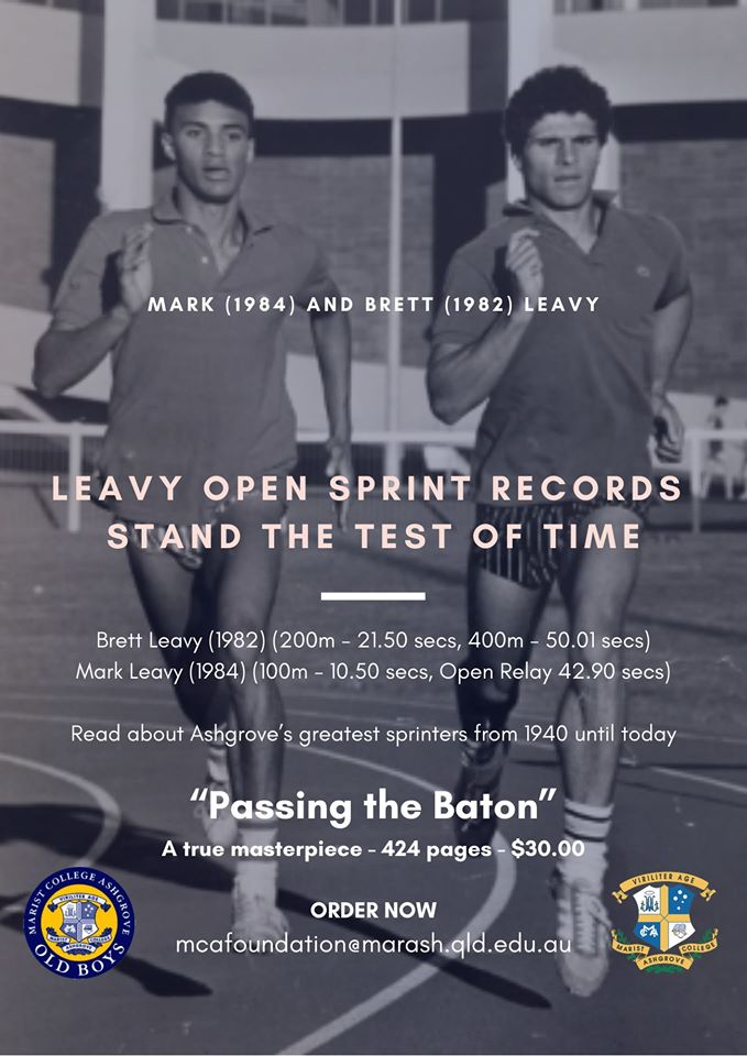 Leavy Open Sprint Records Stand the Test of Time