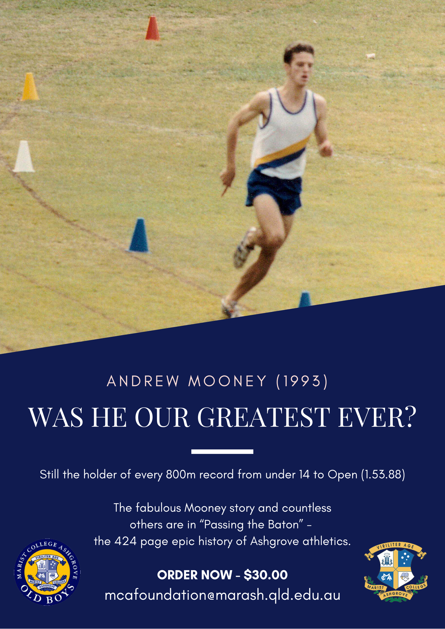 Andrew Mooney (1993) – Was he our greatest ever?