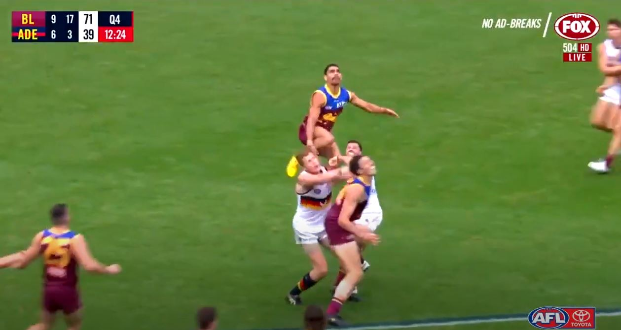 Has Charlie Cameron (2011) already taken the Mark of the Year?