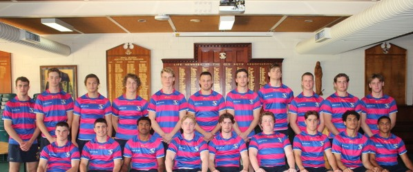 Ashgrove First XV Honours the Rosa Tradition