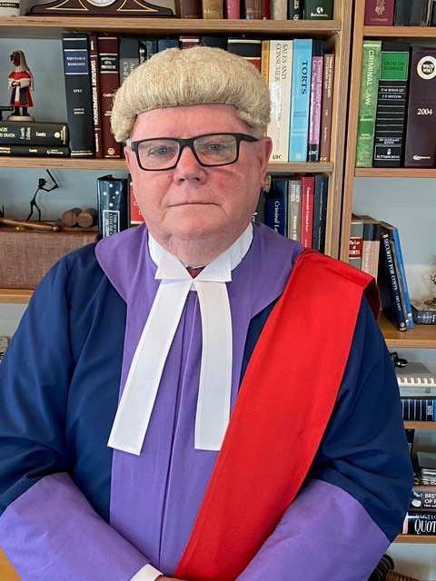 Chief Judge Kerry O'Brien (1967) Brings Curtain Down on Magnificent Career