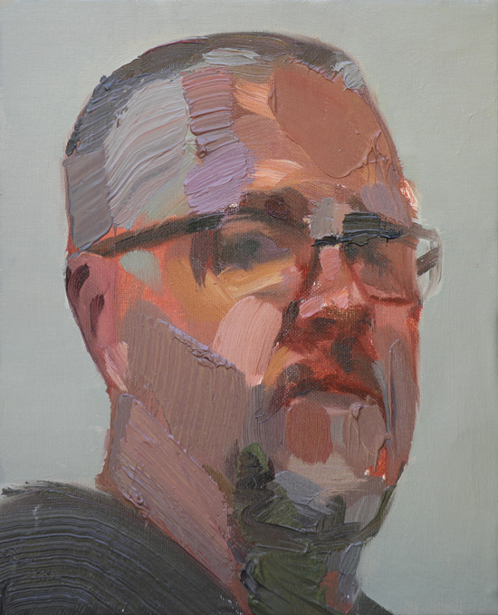 Dylan Jones (2009) is Once Again a Finalist in the Brisbane Portrait Prize
