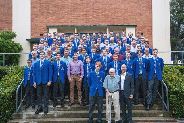 Sons of Old Boys to Graduate in Record Numbers!