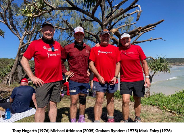 Old Boys Across the Generations Set to Take on Simpson Desert
