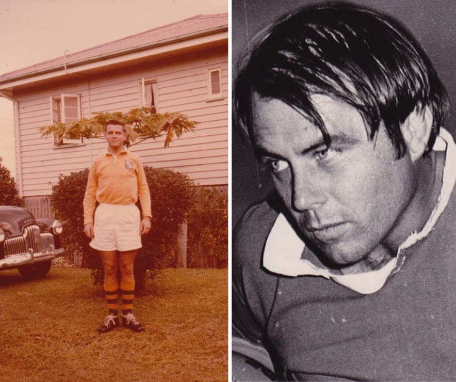 Old Boys Announce the Passing of Greg Dux (1964)