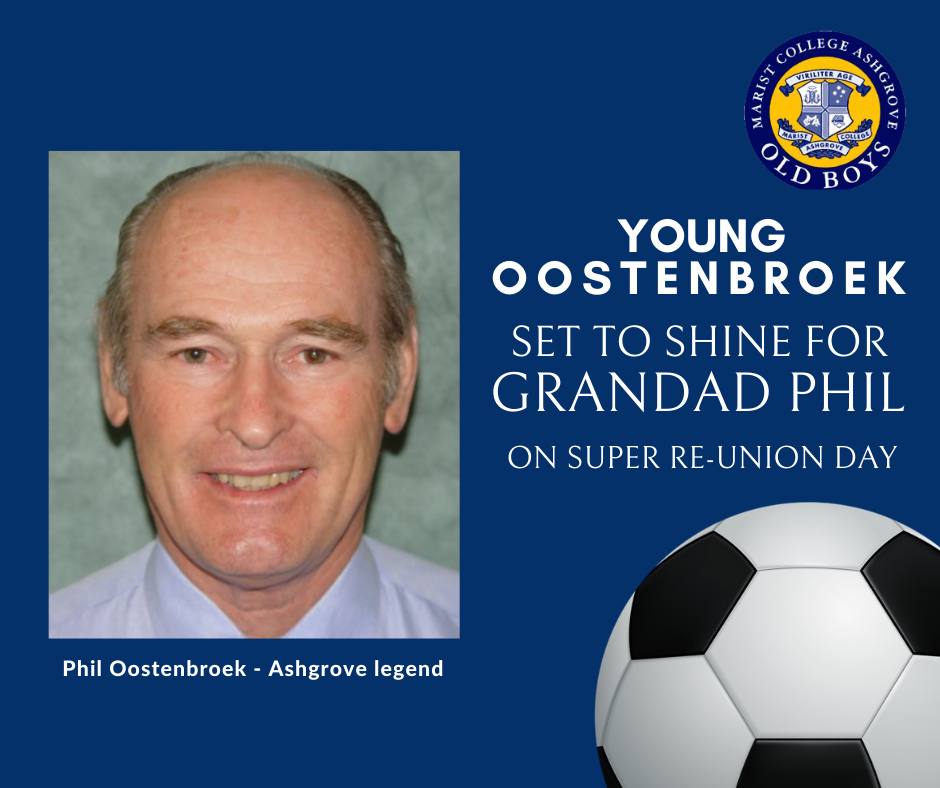 Young Oostenbroek Set to Shine for Grandad Phil