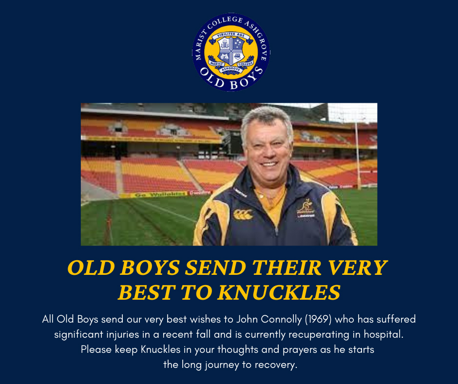 Old Boys Send Their Very Best to Knuckles