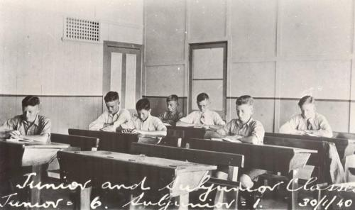 Classroom 1940